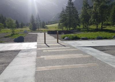 Revetements beton